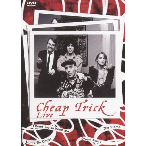 Cheap Trick - Cheap Trick Live - Preis vom 07.05.2021 04:52:30 h