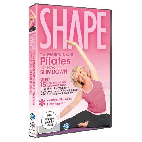 - The Mari Winsor Pilates for Pink Slimdown - Preis vom 16.07.2019 06:13:35 h