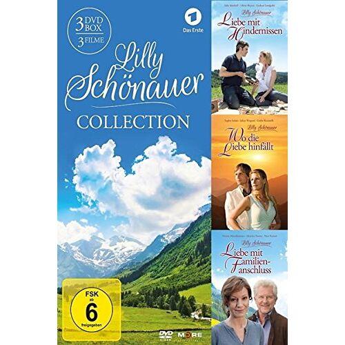 Lilly Schönauer - Lilly Schönauer Collection [3 DVDs] - Preis vom 20.10.2020 04:55:35 h