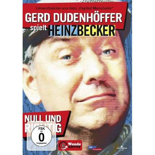 Gerd Dudenhöffer - Gerd Dudenhöffer spielt Heinz Becker - Null und richtig! - Preis vom 11.05.2021 04:49:30 h