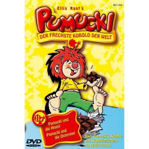 Ulrich König - Pumuckl DVD 11: Pumuckl und die Angst / Pumuckl und die Ostereier - Preis vom 27.02.2021 06:04:24 h