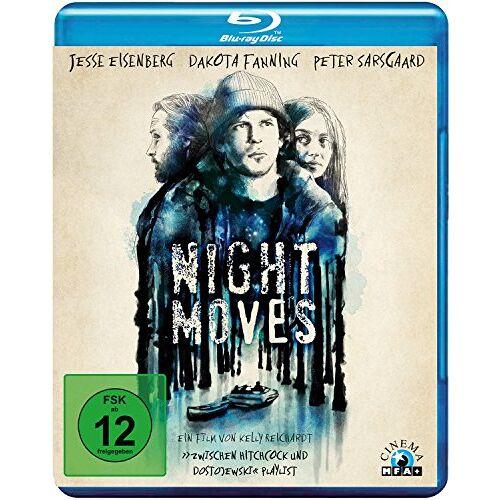 Kelly Reichardt - Night Moves [Blu-ray] - Preis vom 26.02.2021 06:01:53 h