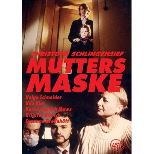 Christoph Schlingensief - Mutters Maske - Preis vom 24.02.2021 06:00:20 h
