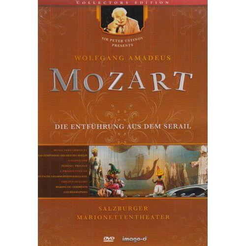 - Die Entführung aus dem Serail - Salzburger Marionettentheater, 1 DVD - Preis vom 11.05.2021 04:49:30 h