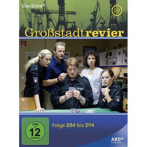 Brix, Peter H - Großstadtrevier - Box 19, Folge 284 bis 294 [4 DVDs] - Preis vom 10.04.2021 04:53:14 h