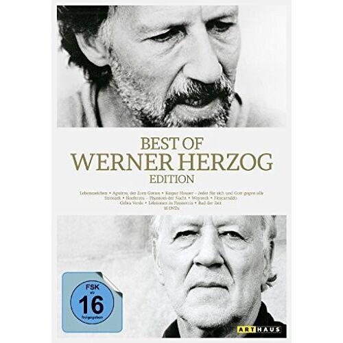 Werner Herzog - Best of Werner Herzog Edition [10 DVDs] - Preis vom 28.02.2021 06:03:40 h