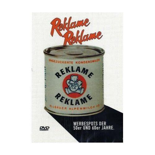 Reklame - Reklame, Reklame, 1 DVD - Preis vom 08.04.2021 04:50:19 h