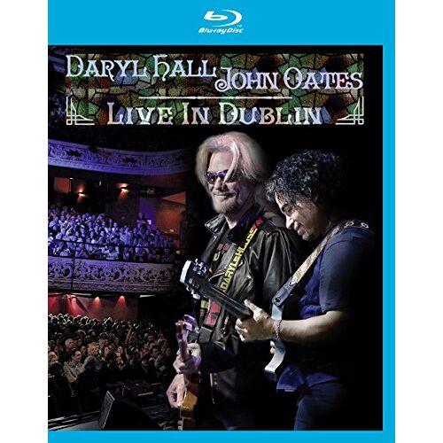 Daryl Hall - Daryl Hall & John Oates - Live in Dublin [Blu-ray] - Preis vom 20.10.2020 04:55:35 h
