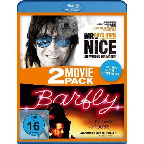 - Mr. Nice / Barfly [Blu-ray] - Preis vom 28.02.2021 06:03:40 h