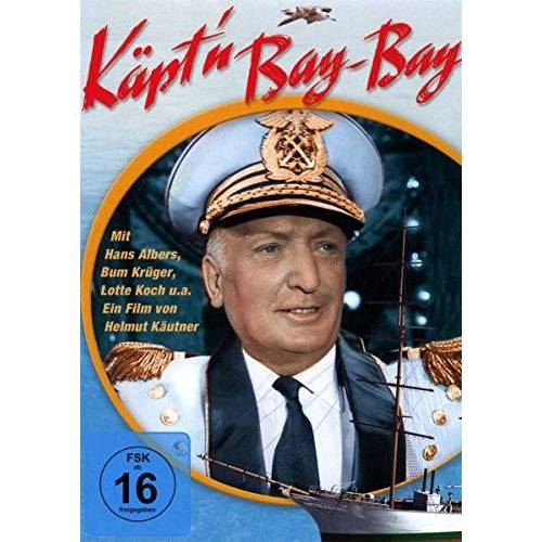 Hans Albers - Käptn Bay-Bay - Preis vom 20.10.2020 04:55:35 h