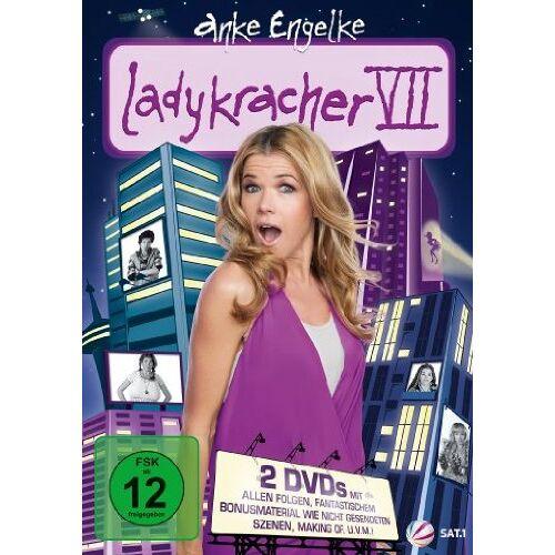 Jan Markus Linhof - Ladykracher - Staffel 7 [2 DVDs] - Preis vom 06.09.2020 04:54:28 h