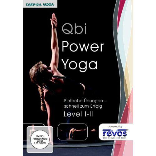 Andrea Kubasch - Qbi Power Yoga - Preis vom 25.01.2021 05:57:21 h