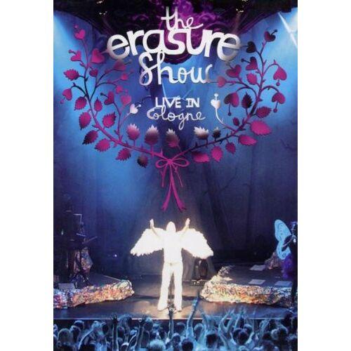 Erasure - The Erasure Show: Live in Cologne - Preis vom 25.10.2020 05:48:23 h