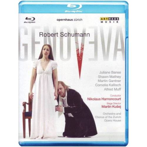 Felix Breisach - Robert Schumann - Genoveva [Blu-ray] - Preis vom 28.02.2021 06:03:40 h