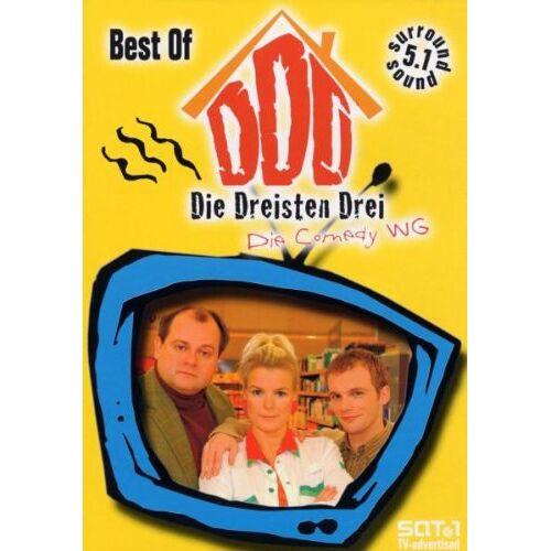Markus Majowski - Die dreisten Drei - Die Comedy-WG: Best of Vol. 1 - Preis vom 20.10.2020 04:55:35 h