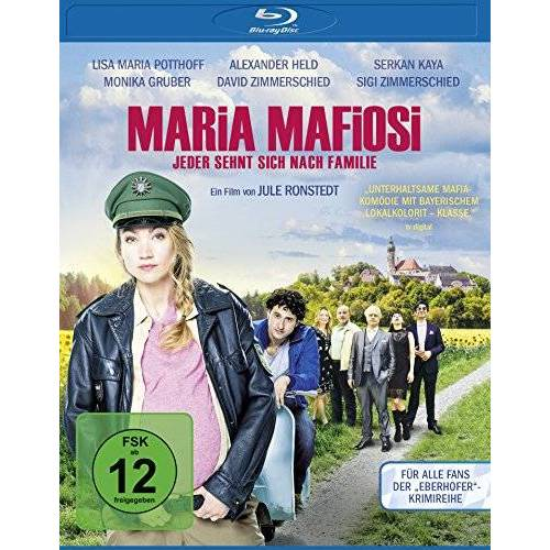 Jule Ronstedt - Maria Mafiosi [Blu-ray] - Preis vom 25.02.2021 06:08:03 h