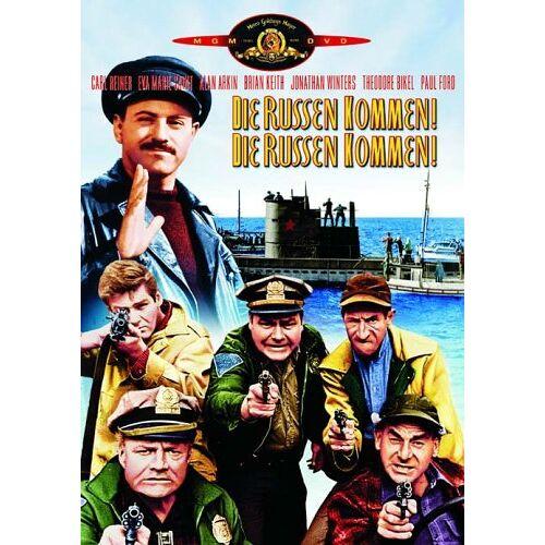 Norman Jewison - Die Russen kommen! Die Russen kommen! - Preis vom 19.10.2020 04:51:53 h