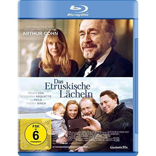 Oded Binnun - Das etruskische Lächeln [Blu-ray] - Preis vom 20.10.2020 04:55:35 h