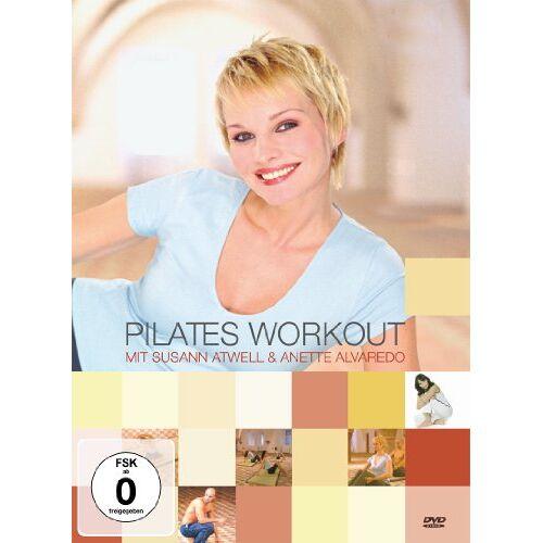 Elli Becker - Pilates Workout - mit Susan Atwell und Anette Alvaredo - Preis vom 15.10.2019 05:09:39 h