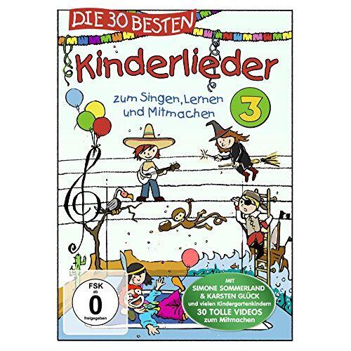 Mario Spiegel - Die 30 besten Kinderlieder Vol.3 - Preis vom 20.10.2020 04:55:35 h