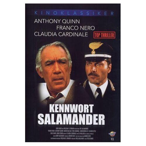 Peter Zinner - Kennwort Salamander - Preis vom 06.09.2020 04:54:28 h