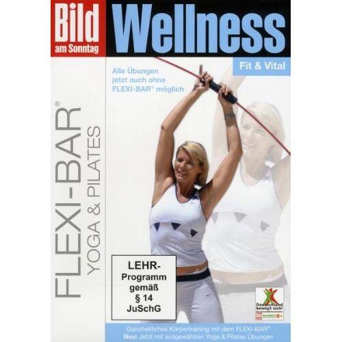- BamS - Wellness: Flexi-Bar Workout-Yoga und Pilates - Preis vom 08.07.2019 04:43:32 h