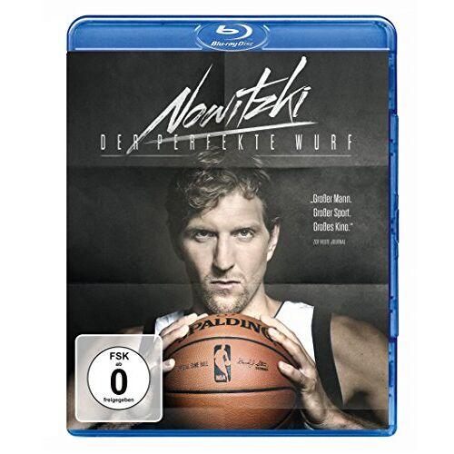 Sebastian Dehnhardt - Nowitzki - Der perfekte Wurf [Blu-ray] - Preis vom 19.10.2020 04:51:53 h