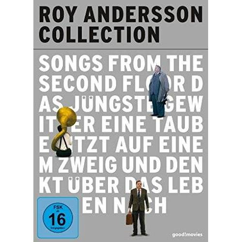 Roy Andersson - Roy Andersson Collection [3 DVDs] - Preis vom 27.01.2021 06:07:18 h