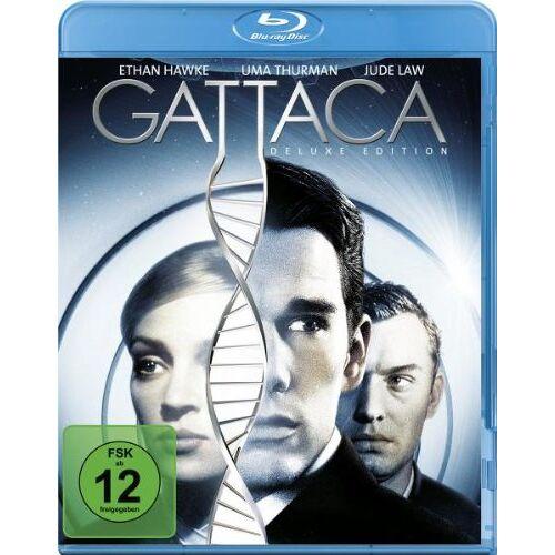 Andrew Niccol - Gattaca (Deluxe Edition) [Blu-ray] - Preis vom 13.05.2021 04:51:36 h