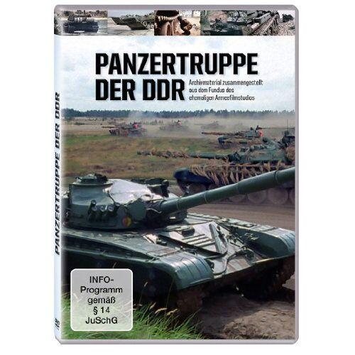 Various - Panzertruppe der DDR - Preis vom 08.12.2019 05:57:03 h