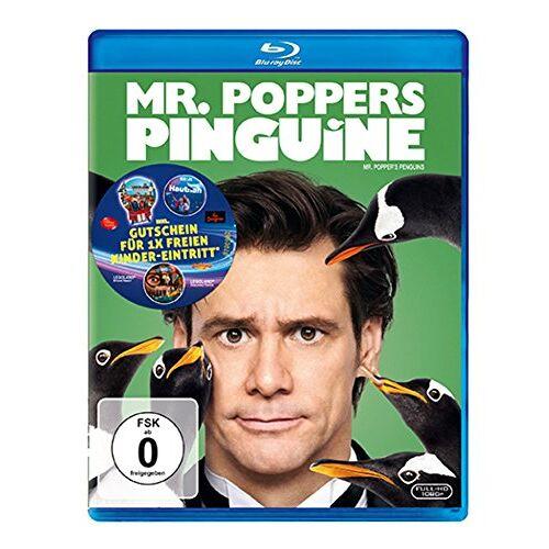 Mark Waters - Mr. Poppers Pinguine (Blu-ray) - Preis vom 18.04.2021 04:52:10 h