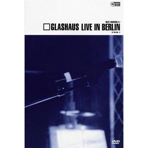 Glashaus - Glashaus live in Berlin - Preis vom 21.01.2021 06:07:38 h