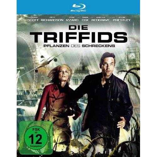 Nick Copus - Die Triffids - Pflanzen des Schreckens [Blu-ray] - Preis vom 17.04.2021 04:51:59 h