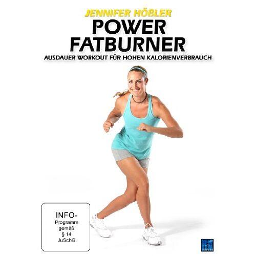 Britta Leimbach - Jennifer Hößler: Power Fatburner - Ausdauer Workout für hohen Kalorienverbrauch - Preis vom 04.09.2020 04:54:27 h