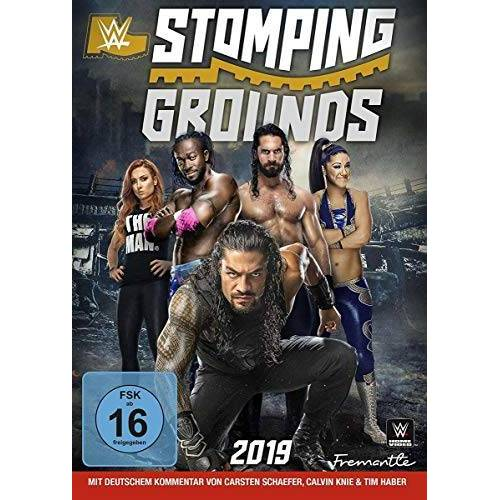 Seth Rollins - WWE - Stomping Grounds 2019 [2 DVDs] - Preis vom 11.04.2021 04:47:53 h