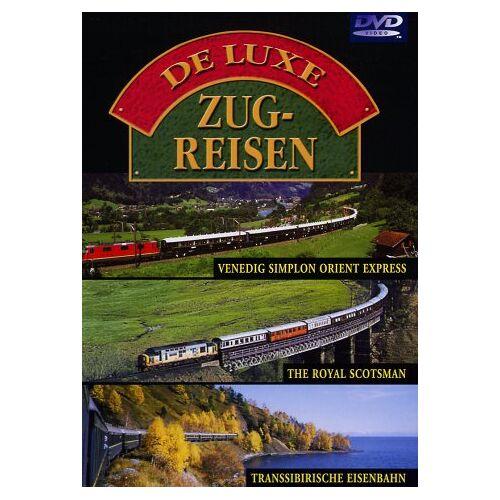 Steve Le Cheminant - De Luxe Zugreisen - Preis vom 06.03.2021 05:55:44 h