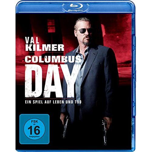 Charles Burmeister - Columbus Day [Blu-ray] - Preis vom 20.10.2020 04:55:35 h