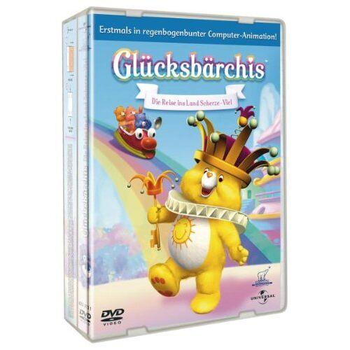 Mike Fallows - Glücksbärchis - Die Reise ins Land Scherze-Viel (Limited Edition mit Original Glücksbärchi) - Preis vom 18.02.2020 05:58:08 h