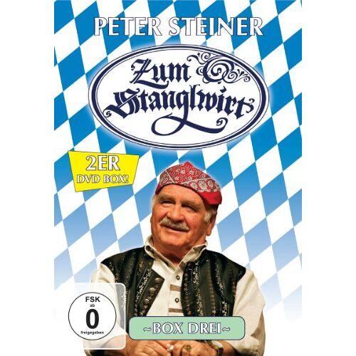 Peter Steiner - Zum Stanglwirt - Box Drei [2 DVDs] - Preis vom 20.10.2020 04:55:35 h