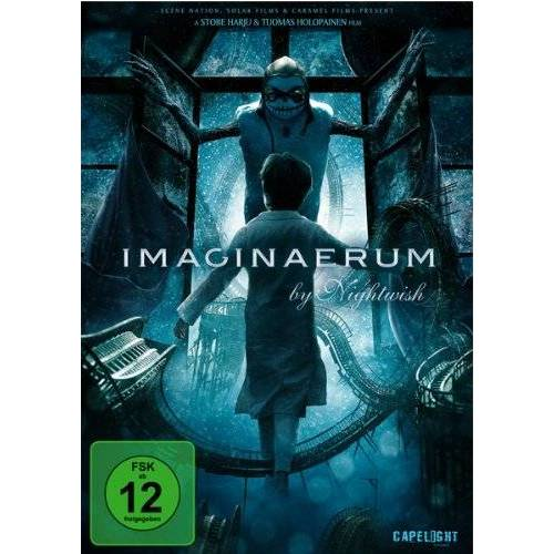 - Imaginaerum by Nightwish (Blu-ray - Preis vom 06.04.2020 04:59:29 h