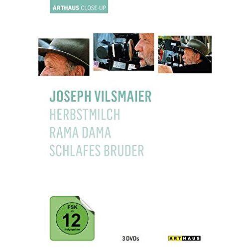 Joseph Vilsmaier - Arthaus Close-Up [3 DVDs] - Preis vom 11.05.2021 04:49:30 h