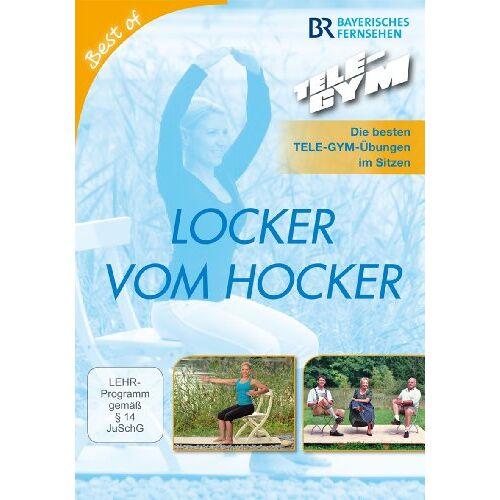 Stückl - TELE-GYM Locker vom Hocker - Preis vom 20.01.2021 06:06:08 h