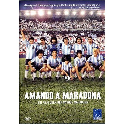 Javier M. Vazquez - Amando a Maradona - Ein Film über den Mythos Maradona - Preis vom 20.04.2021 04:49:58 h
