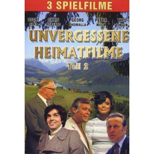 Franz Antel - Unvergessene Heimatfilme Teil 2 (3 Spielfilme) - Preis vom 25.02.2020 06:03:23 h