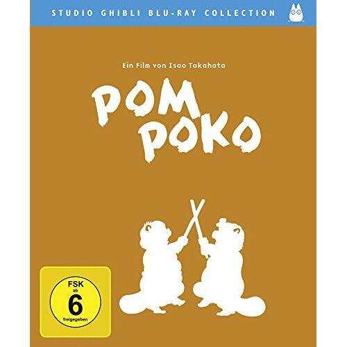 Isao Takahata - Pom Poko [Blu-ray] - Preis vom 05.09.2020 04:49:05 h