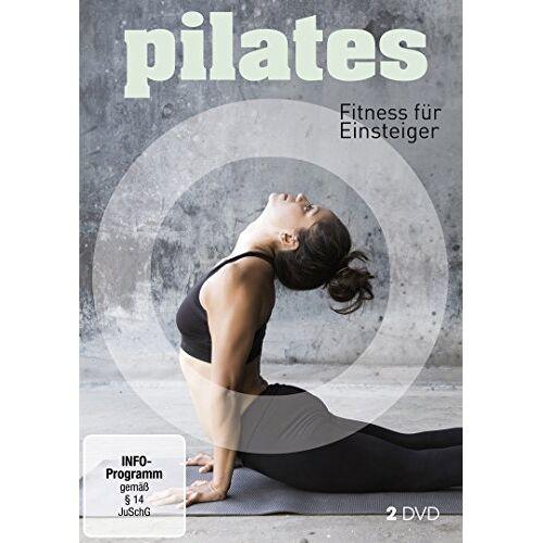 Rod Rodrigo - Pilates - Fitness Box für Einsteiger [2 DVDs] - Preis vom 16.07.2019 06:13:35 h