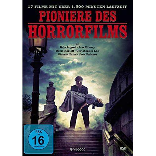 Dan Curtis - Pioniere des Horrorfilms [6 DVDs] - Preis vom 20.10.2020 04:55:35 h