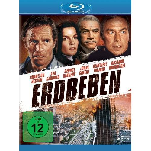 Mark Robson - Erdbeben [Blu-ray] - Preis vom 17.04.2021 04:51:59 h