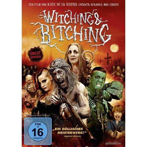 Álex de la Iglesia - Witching & Bitching - Preis vom 11.05.2021 04:49:30 h