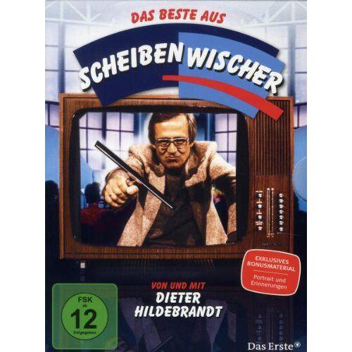 Sammy Drechsel - Scheibenwischer - Das Beste aus Scheibenwischer [3 DVDs] - Preis vom 17.01.2021 06:05:38 h